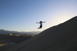 berg jump